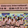 【活動報告】マスターズ柔道大会に男子2チームと女子1チームが参加。女子3位入賞。