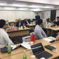大学生が目がキラキラとしている柔道の先生と会ってみて-第7回フォーラムJUDO3.0レポート-
